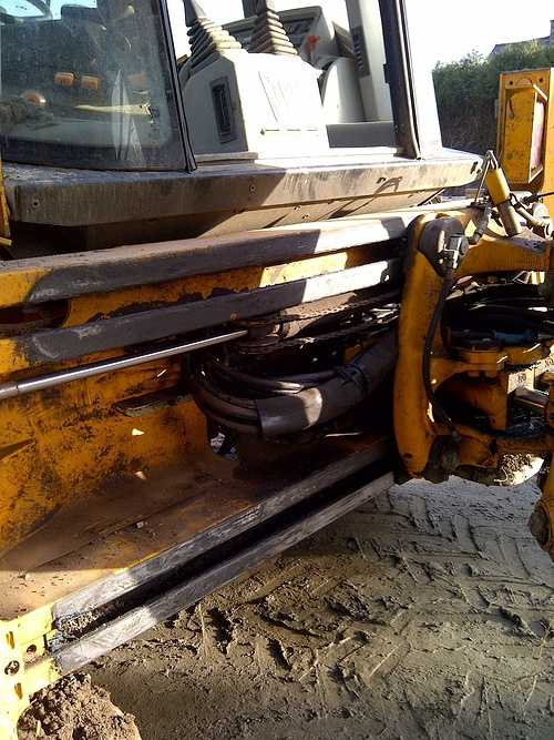 JCB 4 CX D''OCCASION Vendu img-20111229-00205