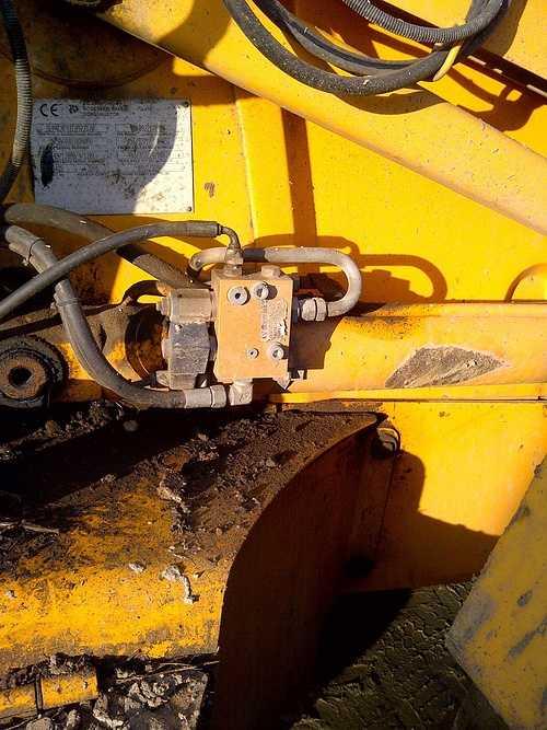 JCB 4 CX D''OCCASION Vendu img-20111229-00210