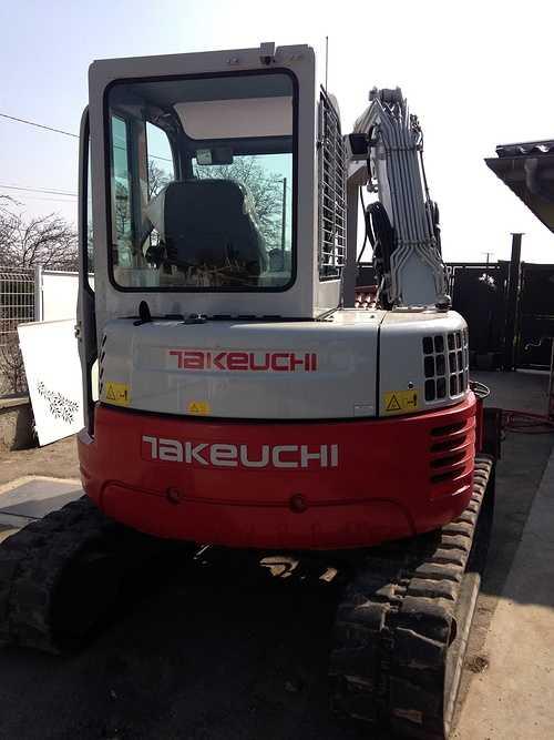 TAKEUCHI TB153 FR VENDUE photo-11