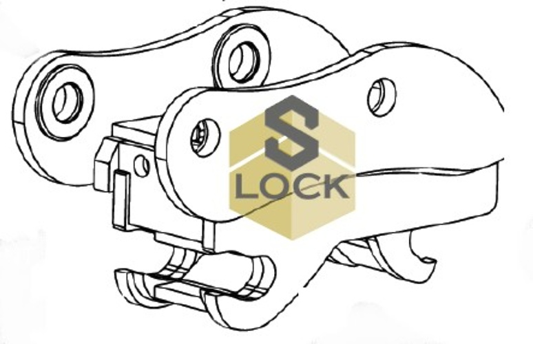 coupleur hydraulique S-LOCK 0